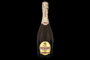 Вино игристое 0.75л 10-13.5% белое сладкое Dolce Blanco Angelli КЗШВ бут