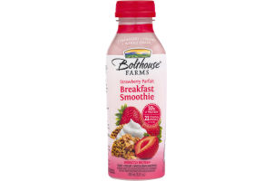 Bolthouse Farms Breakfast Smoothie Strawberry Parfait