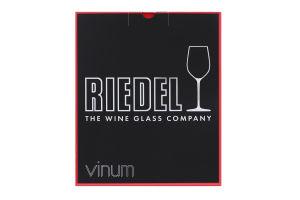 Н-р бокалов д/бел.вина Riedel СhVin 0.6л 5920121
