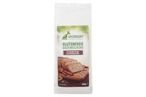 Суміш пекарська для випікання темного хліба Grundorf м/у 500г