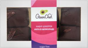 Набор конфет Green Chef Нуго в шоколаде