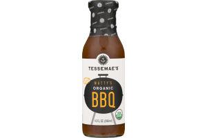 Tessemae's Matty's Organic BBQ