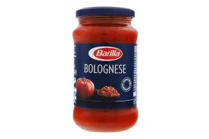 Соус томатный с говядиной и свининой Bolognese Barilla с/б 400г