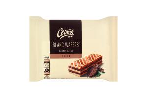 Вафли с какао Blanc wafers Світоч м/у 40г