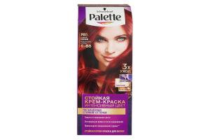 Крем-фарба для волосся Вогненно-червоний №R15 Palette