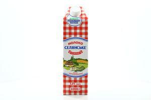 Молоко 3.2% ультрапастеризованное Особое Селянське т/п 1000г