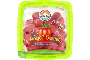 Sunset Angel Sweet Miraculously Sweet Tomatoes
