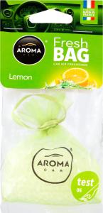 Ароматизатор повітря для автомобіля Lemon Fresh Bag Aroma Car 20г
