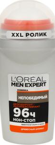 LOR_MEN_EXP дезодорант-антиперспірант кульковий 50 мл Непереможний