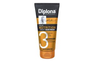 Маска для довгого та посіченого волосся Your nutrition Professional Diplona 200мл