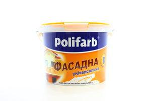 ФАРБА АКРИЛОВА УНІВЕРСАЛФАСАД 3Л