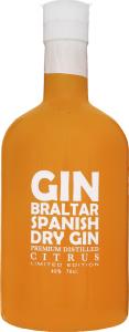 Джин Gin Braltar Citrus