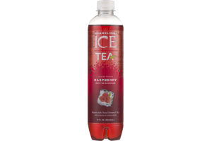 Sparkling Ice Tea Raspberry
