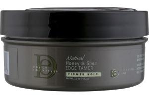 Design Essentials Natural Edge Tamer Honey & Shea Firmer Hold