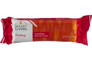 Smart Living Firelog