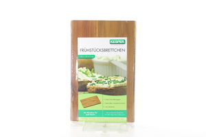 Доска Kesper кухонная прямоуг 23х15х1см дерев арт.23400