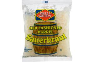 Dietz & Watson Old Fashioned Barrel Sauerkraut