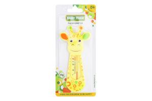Термометр для води №7300 Жираф Baby Team 1шт