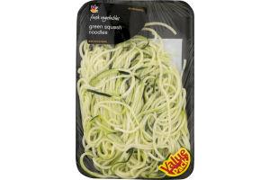 Ahold Fresh Vegetables Green Squash Noodles