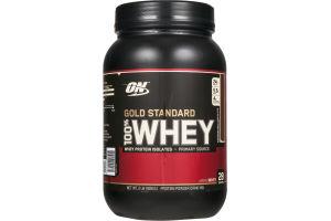 Gold Standard 100% Whey Protein Powder Drink Mix Extreme Milk Chocolate
