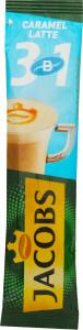 Напій кавовий розчинний Caramel Latte 3в1 Jacobs м/у 12.3г