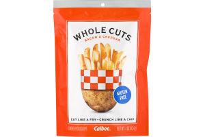Calbee Whole Cuts Flavored Potato Crisps Bacon & Cheddar