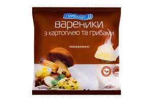 Вареники с картофелем и грибами Геркулес м/у 400г