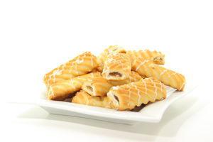 ДЕЛІЦІЯ печиво СУПЕР-МОНІКА в білому декорі 3.5 кг