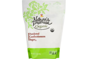 Nature's Promise Organic Powdered Confectioners Sugar