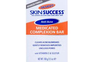 Palmer's Skin Success Anti-Acne Medicated Complexion Bar