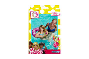 Коло для плавання Bestway 56см Barbie