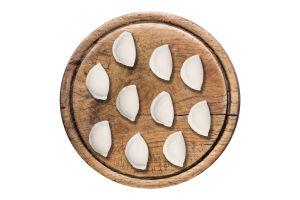 Вареники з картоплею та грибами заморожені Геркулес кг