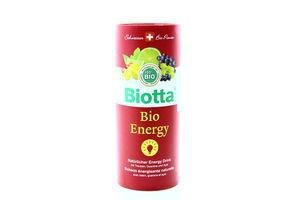 Напій Biotta енергетичний Bio Energy б/а 250мл х12