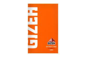 Папір для самокруток Gizen Extra Fine 100шт