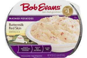 Bob Evans Mashed Potatoes Buttermilk Red Skin