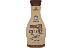 Califia Farms Cold Brew Coffee with Almond Milk Cafe Latte