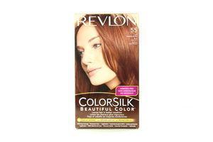 Краска д/волос Col.55 Светлый каштан 5RB Revlon