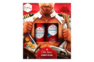 ПН Old Spice Whitewater аэрозольный дезодорант 150 мл + гель для душа 250 мл