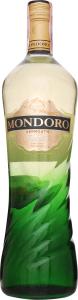 Вермут 1л 15% десертный белый Mondoro Bianco бут