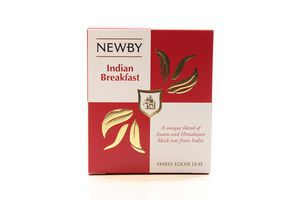Чай Newby Indian 100 гр х12
