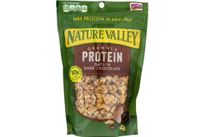 Nature Valley Granola Protein Oats 'N Dark Chocolate