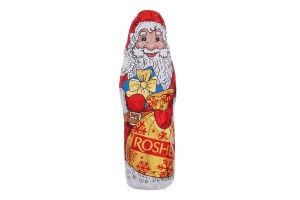 Фігура шоколадна молочна Дід Мороз Roshen м/у 25г