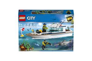 Конструктор Яхта для дайвінгу60221