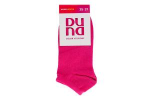 Шкарпетки жіночі Duna №12B-307 21-23 малиновий