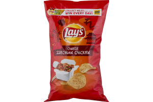 Lay's Chips Chinese Szechuan Chicken Potato Chips