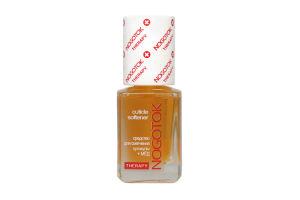 Средство для смягчения кутикулы с медом Therapy №1 Nogotok 12мл