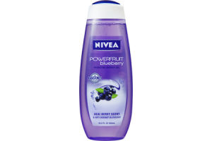 Nivea Powerfruit Blueberry Hydrating Shower Gel