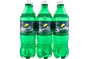 Sprite Lemon-Lime Soda - 6 CT