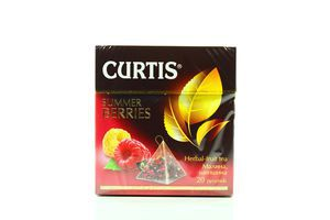 Чай Curtis Summer Berries 20*1.7г 34г