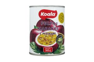 Пюре Koala из маракуйи с семенами
